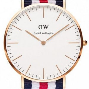 DANIEL WELLINGTON CANTERBURY  ROSE GOLD 40mm - 0102DW