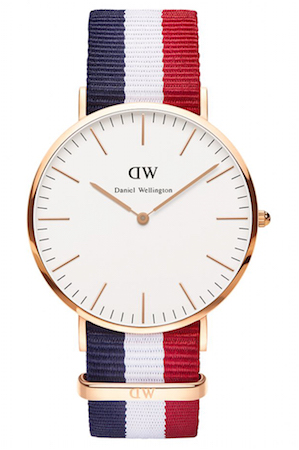 DANIEL WELLINGTON CAMBRIDGE 40mm - 0103DW