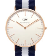 DANIEL WELLINGTON GLASGOW ROSE GOLD 36 MM - 0503DW