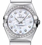 OMEGA CONSTELLATION Lady Quartz - 12315276055003