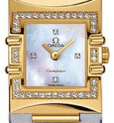 OMEGA CONSTELLATION Yellow Gold MOP Lady - 16357861