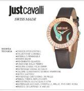 JUST CAVALLI LUMINAL - SWISS MADE - 7251597501