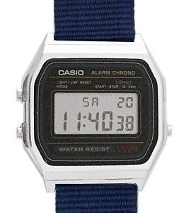 CASIO A158W NATO KHAKI AVIO Timer. Alarm. wr 30 - A158W-NATO_I