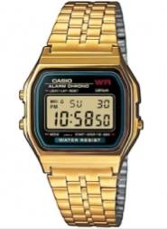 CASIO A159WG-1 Casio A159WG-1 Vintage Chrono. Timer. Alarm