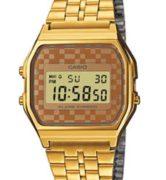 CASIO A159WG-9 Vintage Chrono. Timer. Alarm. wr 30 - A159WG-9