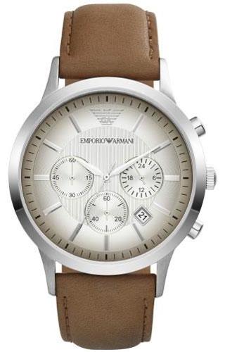 EMPORIO ARMANI WATCH RENATO CHRONO – AR2471 1