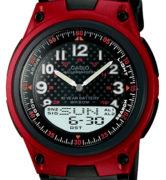 CASIO AW-80-4B  Dual Time, Alarm, Timer, Illuminator - AW-80-4B