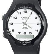 CASIO AW-90H-7B Alarm, Chrono, Data, wr 50  - AW-90H-7B