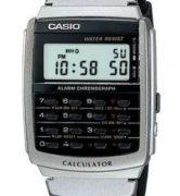 CASIO CA-56-1D Data Bank Digital Calculator - CA-56-1D