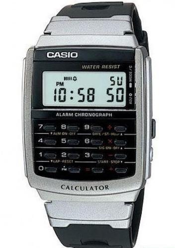 CASIO CA-56-1D Data Bank Digital Calculator – CA-56-1D 1