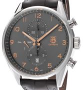 TAG HEUER CARRERA CAL 1887 ANTHRACITE 43 MM - CAR2013-FC6313