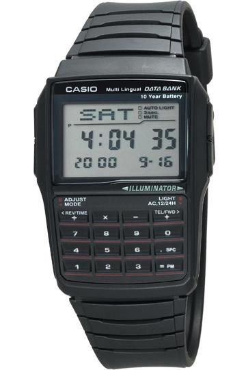 CASIO DB-32-1A Digit, DATABANK  CALCULATOR wr 30mt - DBC-32-1A