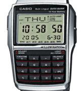 CASIO DB-32D-1A Digit, DATABANK  CALCULATOR wr 30mt - DBC-32D-1A