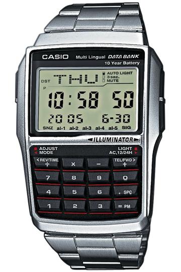 CASIO DB-32D-1A Digit, DATABANK  CALCULATOR wr 30mt – DBC-32D-1A 1