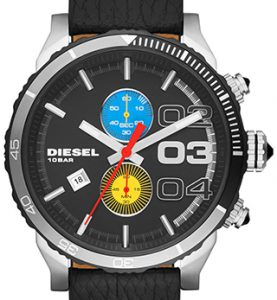 DIESEL WATCH DOUBLE DOWN 2.0 - DZ4331