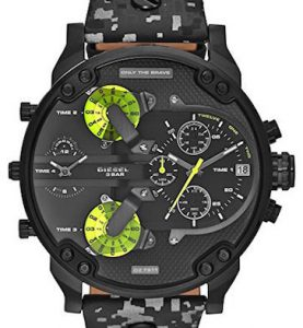 DIESEL WATCH MR DADDY 2.0 CAMOUFLAGE 57mm - DZ7311