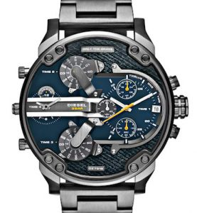 DIESEL WATCH MR DADDY 2.0 57mm - DZ7331
