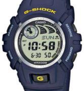 CASIO G-SHOCK G-2900F-2V Shock resistant. e-data memory. world time. autocalendar. wr 200mt - G-2900F-2V