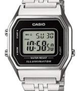 CASIO LA-680WA-1 Illuminator, Chrono, Alarm, Timer, wr 30  - LA-680WA-1