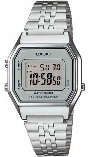 CASIO  LA-680WA-7 Illuminator, Chrono, Alarm, Timer, wr 30  – LA-680WA-7 1