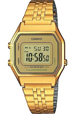 CASIO LA-680WG-9 Illuminator, Chrono, Alarm, Timer, wr 30 – LA-680WG-9 1