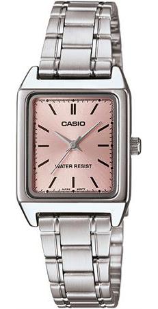 CASIO  LTP-V007D-4  –  Quartz. Date