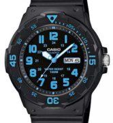 CASIO MRW-200H-2 Date&Day, Dual Time, wr 100 - MRW-200H-2