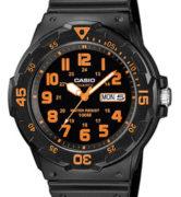 CASIO MRW-200H-4 Date&Day, Dual Time, wr 100 - MRW-200H-4