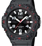 CASIO MRW-S300H-4 SOLAR POWERED wr 100 - MRW-S300H-8