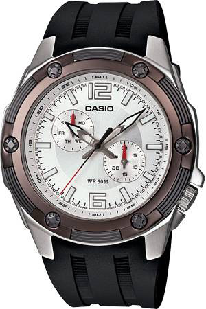 CASIO MTP-1326-7A3 CS Analog, Date&Day, wr 50 - MTP-1326-7A3
