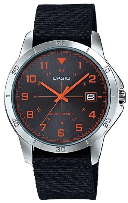 CASIO  MTP-V008B-1 –  Quartz. Date