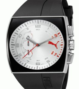 PUMA SCREEN SILVER - PU102471001