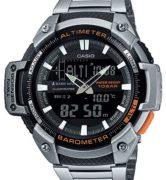 CASIO SGW-450HD-1B OUTGEAR Altim. Barom. Therm. Twin sensor. wr 100 - SGW-450HD-1B