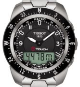 TISSOT T-TOUCH EXPERT PILOT TIT. - T0134204405700_