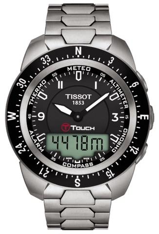 TISSOT T-TOUCH EXPERT PILOT TIT