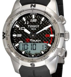TISSOT T-TOUCH - T0474204720700_