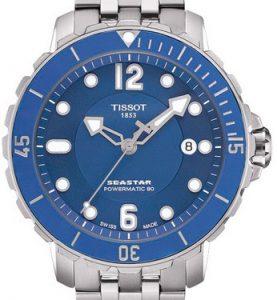 TISSOT SEASTAR 1000 QUARTZ - T0664071104702_