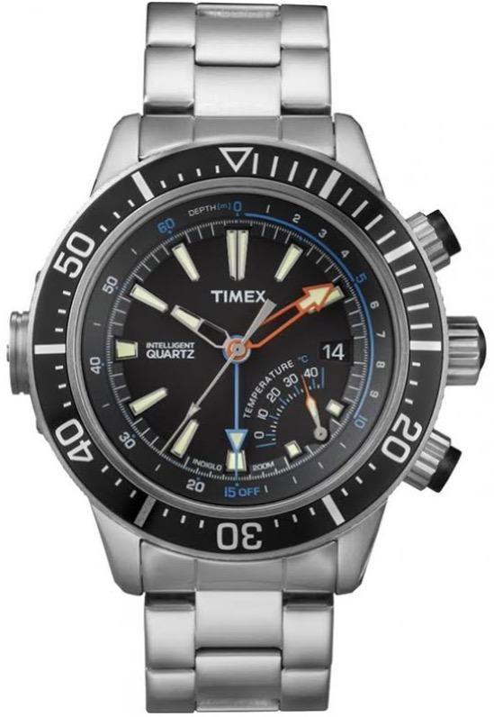 TIMEX INTELLIGENT QUARTZ - T2N809