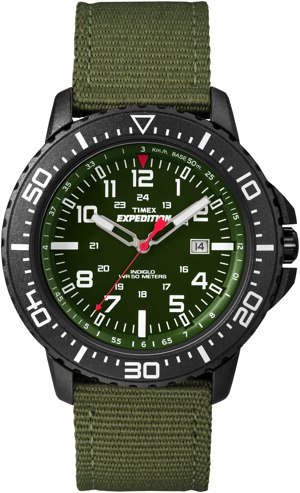TIMEX EXPEDITION CAMPER – T49944 1