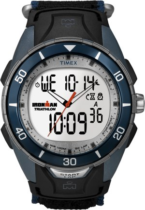 TIMEX IRONMMAN 50-LAP DUAL TECH – T5K400 1