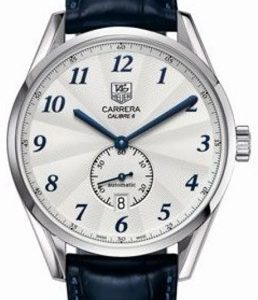 TAG HEUER CARRERA HERITAGE  AUTOMATIC CALIBRE 6 - TAG-WAS2111-FC6293