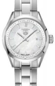 TAG HEUER CARRERA QUARTZ LADY MOP - TAG-WV1415-BA0793