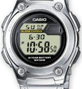CASIO W-211D-1 Digital. Chrono  - W-211D-1