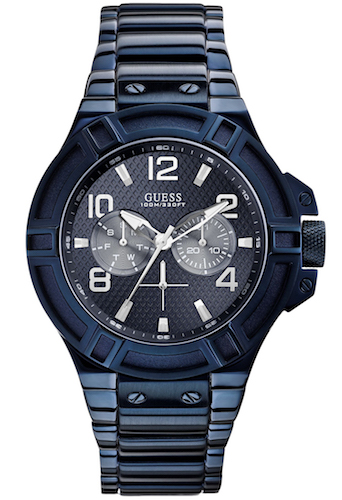 GUESS WATCHES RIGOR - W0041G2