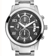 GUESS WATCHES  EXEC - W0075G1