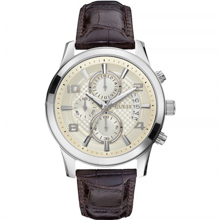 GUESS WATCHES  EXEC - W0076G2