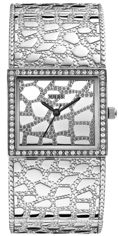 GUESS WATCH CROCO LUXE - W0223L1