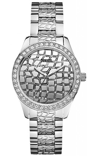 GUESS WATCHES  TENDY CROCO GLAM - W0236L1