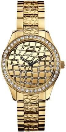 GUESS WATCHES CROCO GLAM - W0236L2