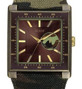 GUESS WATCHES  CAMOUFLAGE - W11539G1